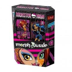 Puzzle 3D Monster High 50 el. Trefl 35303