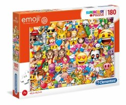 Puzzle Emoji 180 el. Clementoni 29756