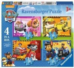 Puzzle 4w1 Psi Patrol 12/16/20/24 el. Ravensburger 070336