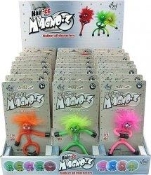 MAGNO-Z Figurka magnetyczna Zabawka z magnesami w łapkach Łącz i baw się TM Toys 0023