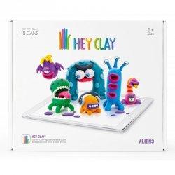 Masa Plastyczna Hey Clay Obcy TM Toys HCLSE001