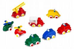 VIKING Pojazdy ratunkowe 7 cm Dante 1131