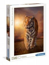 Puzzle Tygrys 1500 el. Clementoni 31806