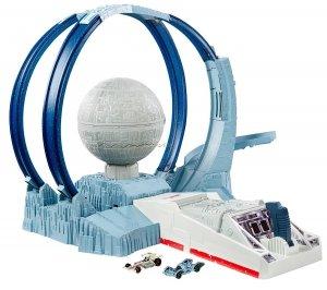 Autostatki Star Wars Zniszcz Gwiazdę Śmierci Hot Wheels Mattel DHH82