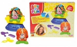 Masa plastyczna Fryzjer Art&Fun Simba 6329730
