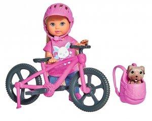 Lalka Evi na Rowerze Górskim Simba 5733273