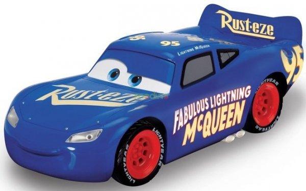 fabulous mcqueen na pilota auta 3 cars 3