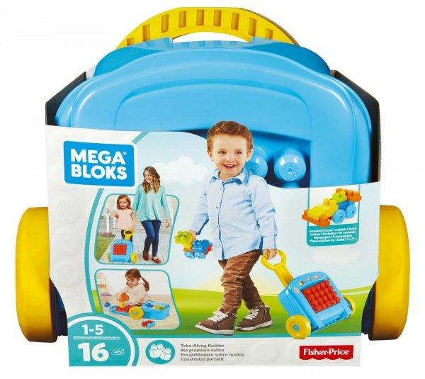przenośna walizka na klocki dla dziecka
