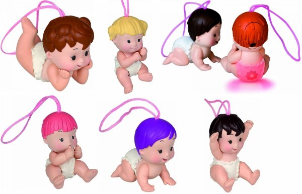 Chiqui Baby Born mini bobaski 811139