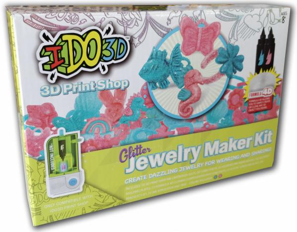 847341040353 Drukarka 3D Zestaw Moda i Biżuteria IDo3D Vertical Formatex