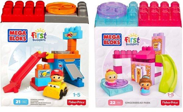 Klocki Mega Bloks First Buliders