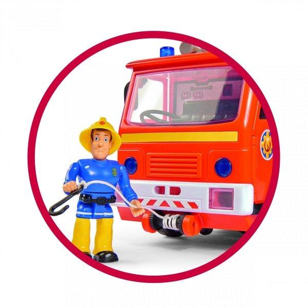 Strażak Sam i wóz