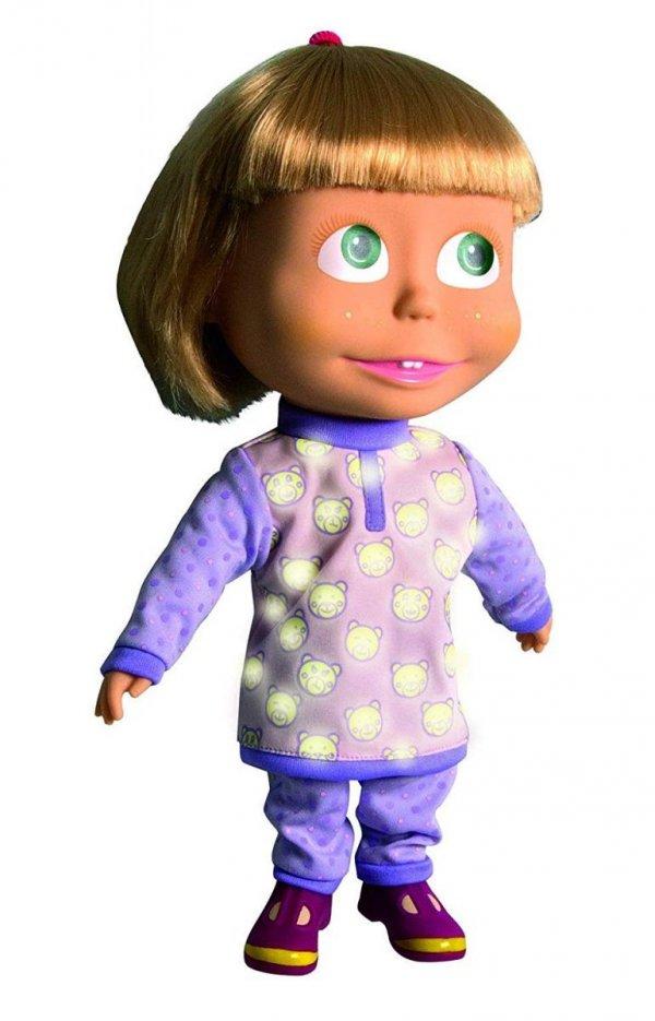 Masza Lalka śpiewająca z piżamką