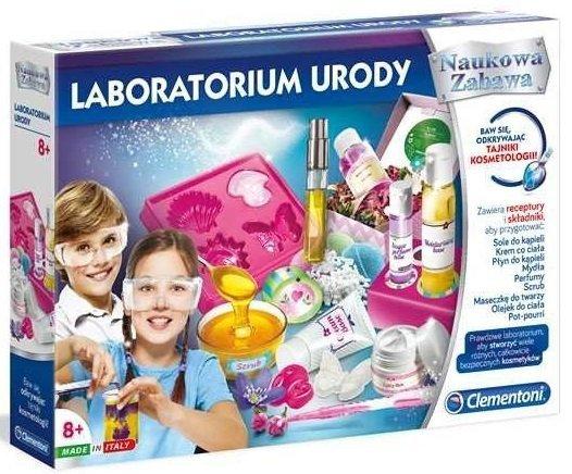 laboratorium urody clementoni 50521