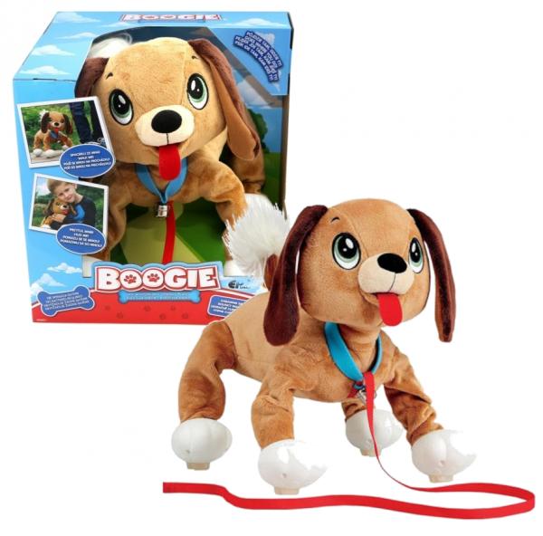 Pies Interaktywny Boogie Psi Rozrabiaka Kundelek Epee 02952