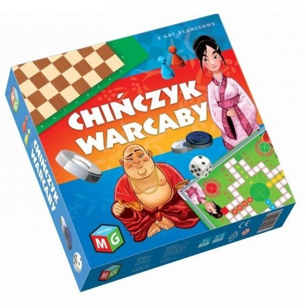 Chińczyk Warcaby