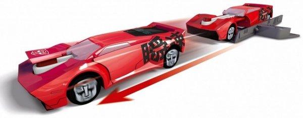 Transformers Wyścigowy Sideswipe Dickie 3112002