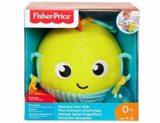 Aktywizująca rybka zawieszka Fisher Price GFC36
