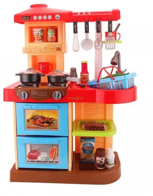 interaktywna kuchnia dla dzieci