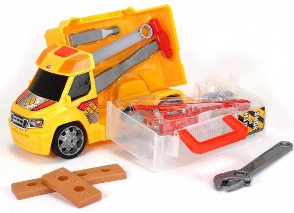 Samochód mechanik z narzędziami 33 cm Dickie 3726004