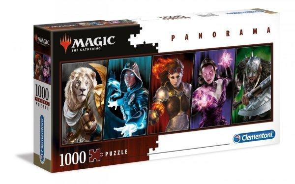Puzzle Panoramiczne Magic the Gathering 1000 el. Clementoni 39565