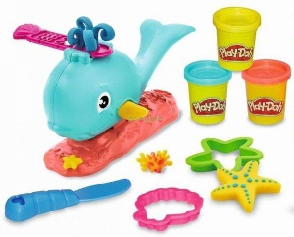 Zestaw Wieloryb Ciastolina Play-Doh Hasbro E0100