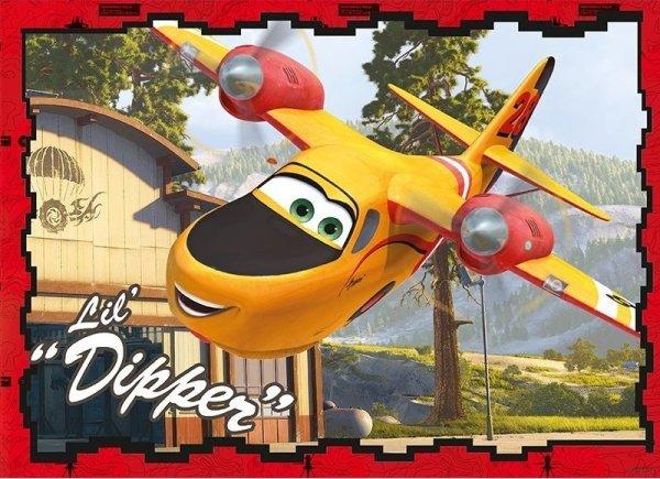 Puzzle Samoloty w Akcji 4w1 Trefl 34230