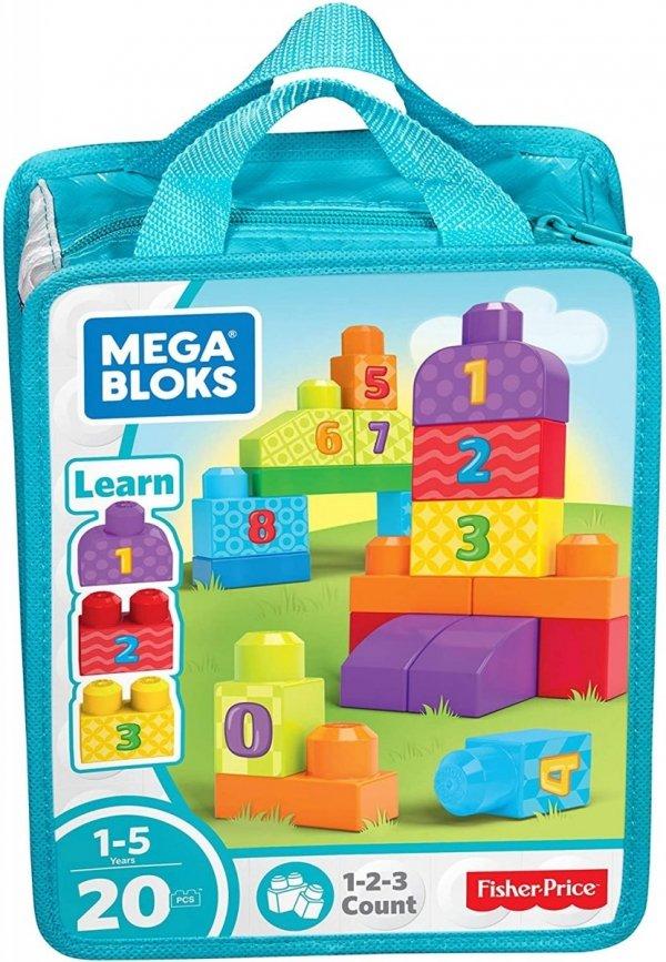 Mega Bloks pierwsze klocki dla twojego dziecka