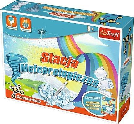 Stacja Meteorologiczna Science 4 You Trefl Sklep z zabawkami Piła