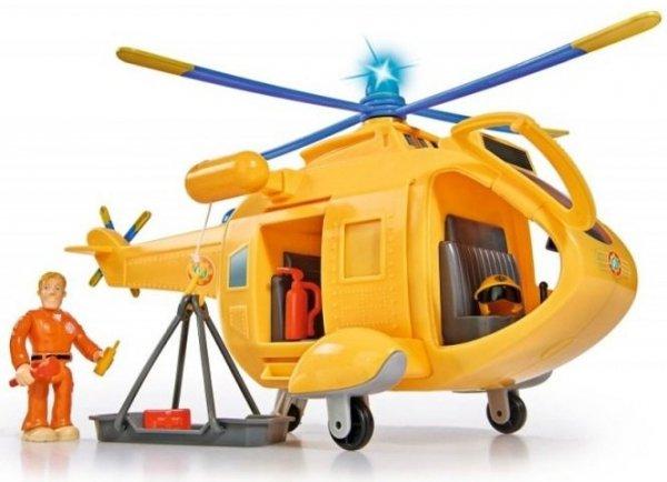 żółty helikopter Strażak Sam Modino.pl