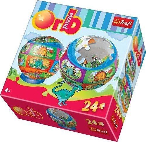 Puzzle kuliste Rzepka 24 el Trefl 60210
