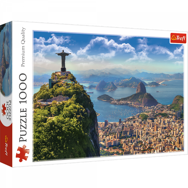 Puzzle Rio de Janeiro 1000 el. Trefl 10405