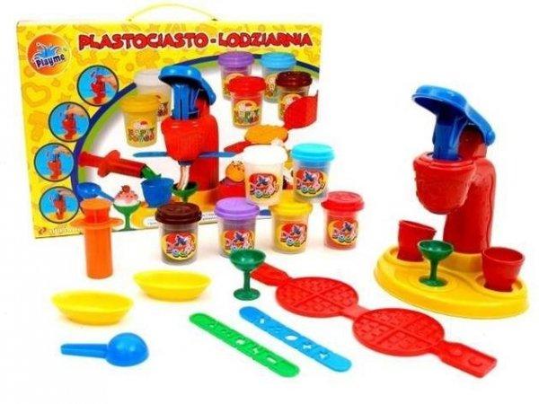 lodziarnia play doh
