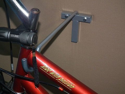 Wieszak na rower R7S