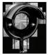 Wieszak na ogłowie metalowy - WALDHAUSEN