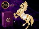 Figurka Dębujący Koń Swarovski - Union Crystal