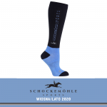 Podkolanówki SPORT SS20 - Schockemohle - moonlight blue