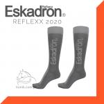 Podkolanówki Eskadron Reflexx wiosna/lato 2020 - grey