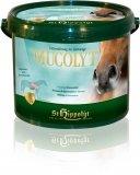 Preparat leczniczy dla koni mających problemy z drogami oddechowymi - Mucolyt - St Hippolyt - 10kg