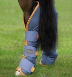 Ochraniacze transportowe AMIGO - HORSEWARE - excalibur/orange