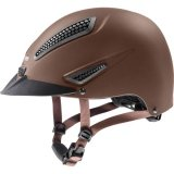 Kask PERFEXXION II - Uvex - brown mat