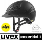 Kask EXXENTIAL II MIPS - Uvex - black