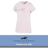 Koszulka LAILA SS20 - Schockemohle - dusty rose