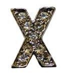 Literka X do naczółka - HKM