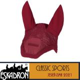 PRZEDSPRZEDAŻ Nauszniki SPORT - Classic Sports A/W 21 - Eskadron - rustic red