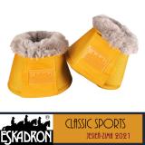 Kaloszki FAUXFUR - Classic Sports A/W 21 - Eskadron - vintage gold