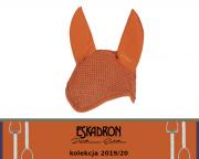 Nauszniki Eskadron - PLATINUM 2019/2020 - vermillion orange