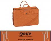 Torba na akcesoria Eskadron - PLATINUM 2019/2020 - vermillion orange