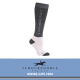 Podkolanówki SPORT SS20 - Schockemohle - grey melange