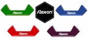 Wstawki magnetyczne górne do strzemion Flex-on Safe-on ADULT - color